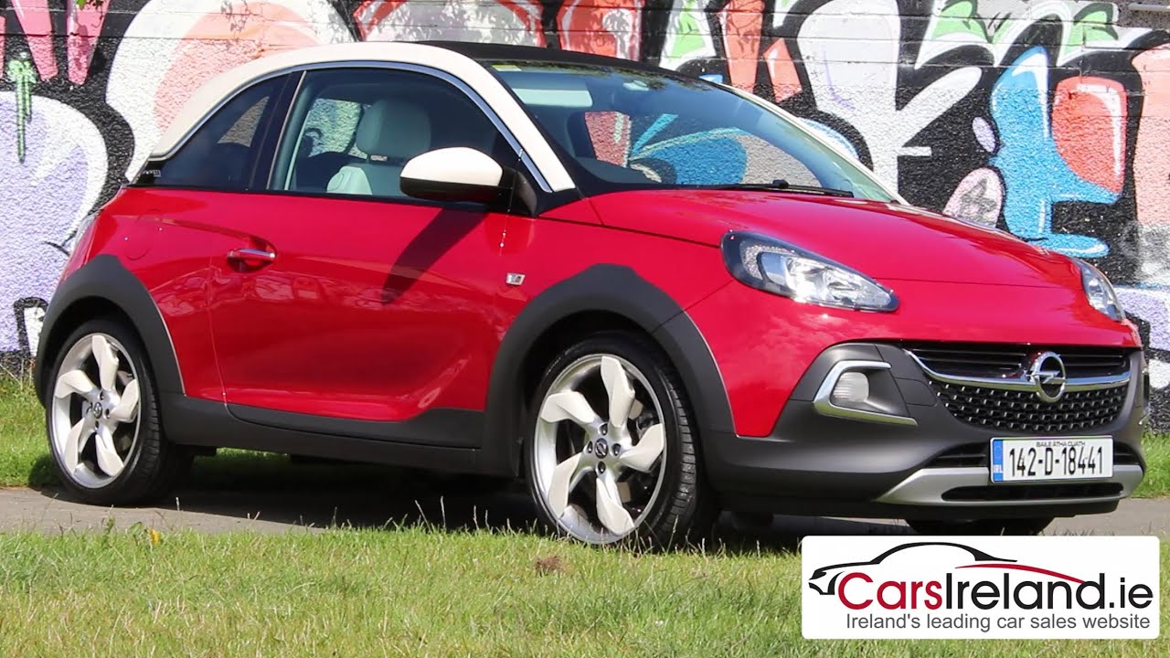 opel adam rocks 2014 present review carsireland ie. Black Bedroom Furniture Sets. Home Design Ideas