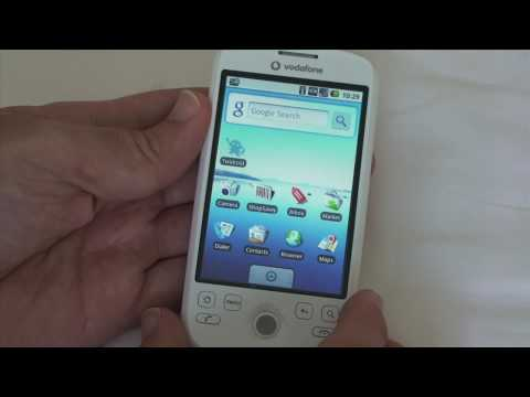 HTC Magic Mobile Phone - Part 1 - Unboxing & Review