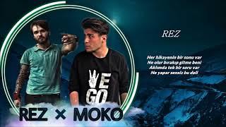 Rez & Moko - Elimden Gelmiyor Asla 2 (Lyrıc Vıdeo)