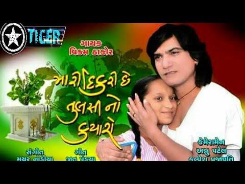 Vikram Thakor Dikri Chhe TulSi No kyaro now song (20 18 )