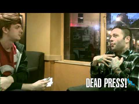 DEAD PRESS! - Interview with Night Verses (09/10/2013)
