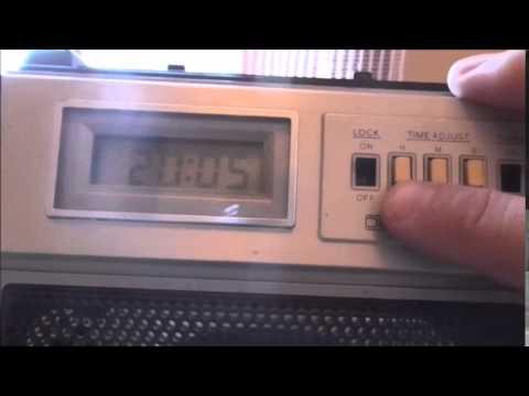 Skantic Stereo-Radio-Cassette Player (LUXOR)
