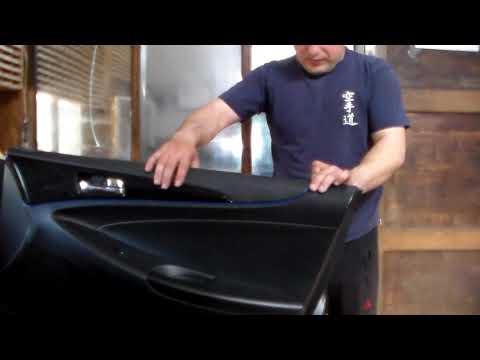 """Тюнинг дверей, подсветкой из """"холодного неона,гибкого неона или лед неона"""" Hyundai Sonata 5"""