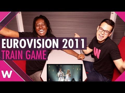 Eurovision 2011: Recap of the songs from memory (Train Game)
