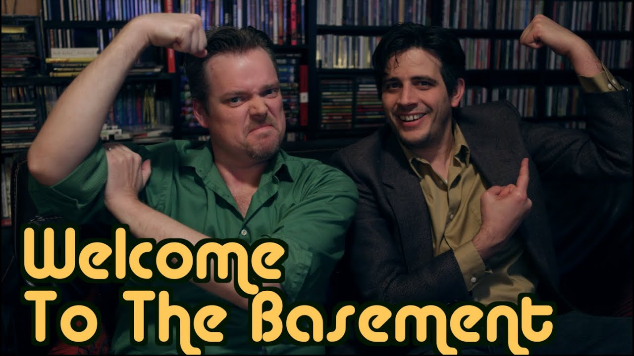 pumping iron welcome to the basement youtube