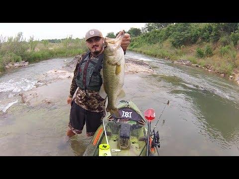 Llano River Bassin Pt.1