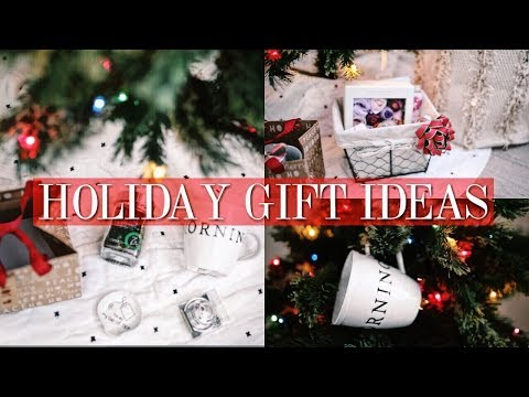 HOLIDAY GIFT GUIDE! PERFECT HOLIDAY GIFTS FOR ANY BUDGET 2017