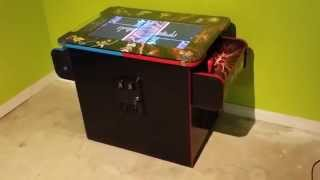 2 Player Cocktail Arcade