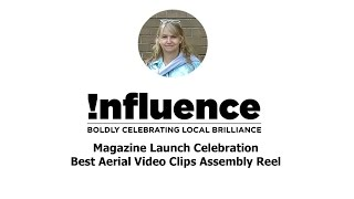 Influence Magazine Launch Party at Sarcoa Resaurant and Bar in Hamilton, by Sky-Vision