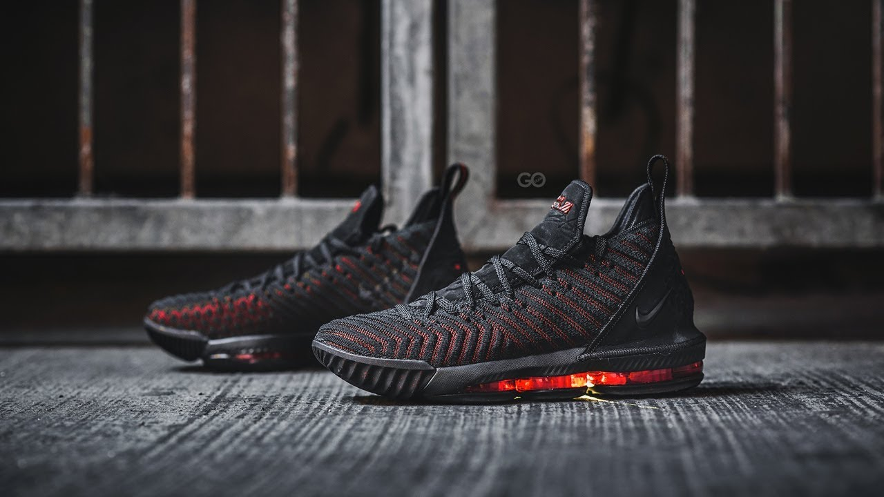 the best attitude af6a3 52c77 Nike LeBron 16