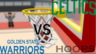 Roblox Hoops Mix BOS V GS