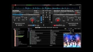 Cumbias Mix Mesclando Virtual Dj ( Chino Dj )