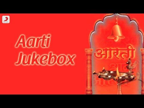 Aarti | Lata Mangeshkar | Asha Bhosle | Anup Jalota | Pankaj Udhas | Shounak Abhisheki | Jukebox