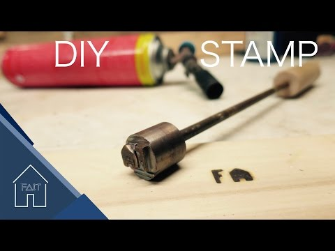 Metal stamp-DIY