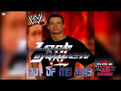 WWE: Out Of My Way [Full Version] (Zach Gowen) + AE (Arena Effect)