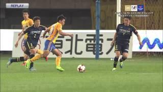 2017 JリーグYBCルヴァンカップ グループステージ 第5節 ベガルタ仙台×...