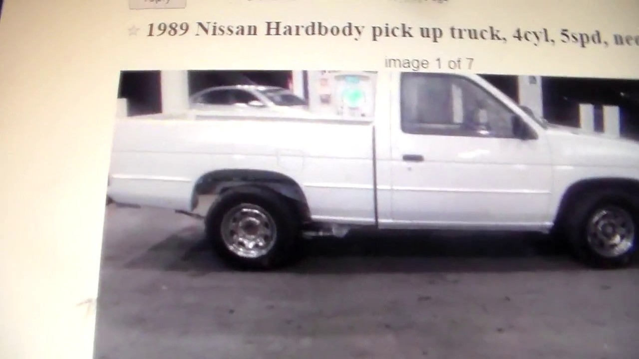 cheap craigslist trucks 60 minute special youtube. Black Bedroom Furniture Sets. Home Design Ideas
