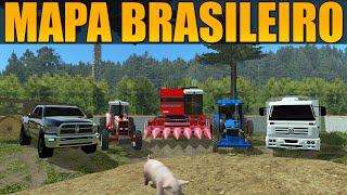 Farming Simulator 2015 - Mapa Brasileiro | Sítio Boa Vista  PT-BR
