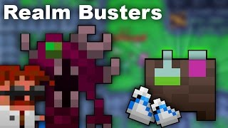 REALM-BUSTERS - Mad lab Tables (Busted)