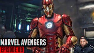 Marvel's Avengers Walkthrough Gameplay Part 9 - I Shouldn't Be Here (2020 Full Game)
