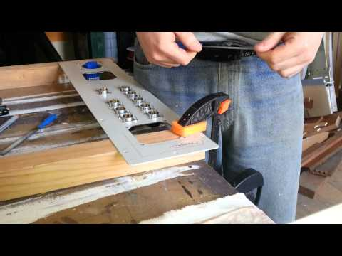 DIY CNC Connection Panel Build Part 5 - Parallel Port Fitting