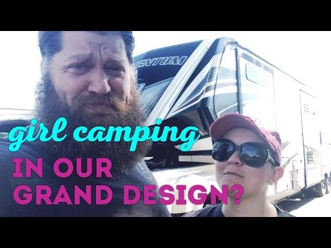 Boondocking in Our Grand Design #Glamping S2 EP 5