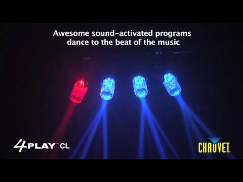 4PLAY CL: Moonflower pack-n-go light with clear casing