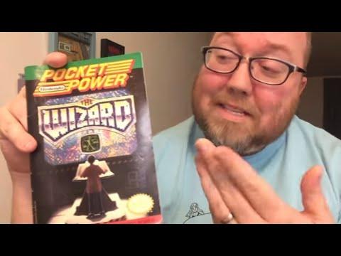POCKET POWER! The Wizard's Mini-Nintendo Power