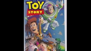 Opening To Toy Story 1996 Vhs