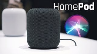 Apple HomePod First Look 1080p