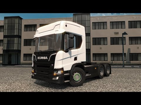 Euro Truck Simulator 2 - New Scania S, R & P Series - Test Drive Thursday #120