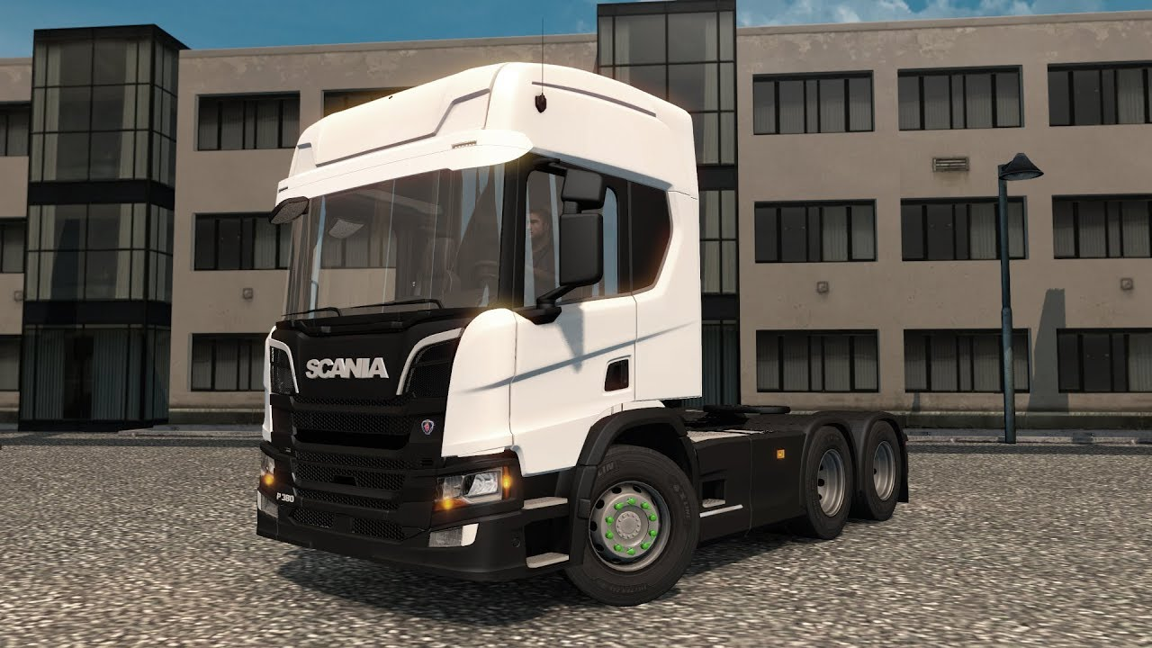 Euro Truck Simulator 2 New Scania S R P Series Test Drive Thursday 120