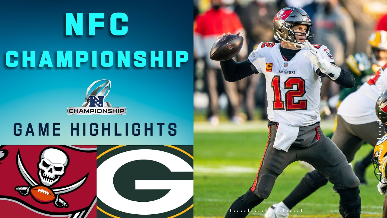 Download Buccaneers vs. Packers NFC Championship Game Highlights   NFL 2020 Playoffs