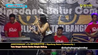 Korban Janji - Mely New PULLALO live Sipedang SPORETTE