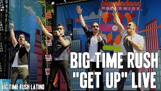 "Big Time Rush ""Get Up"" Live [HD]"