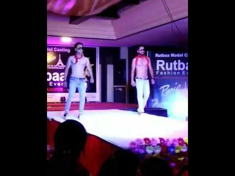 Rutbaa fashion event