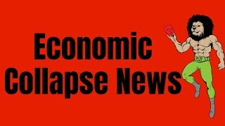 Economic Collapse News:  Real Estate Slow Down, Bitcoin, Gold, The Great Scam