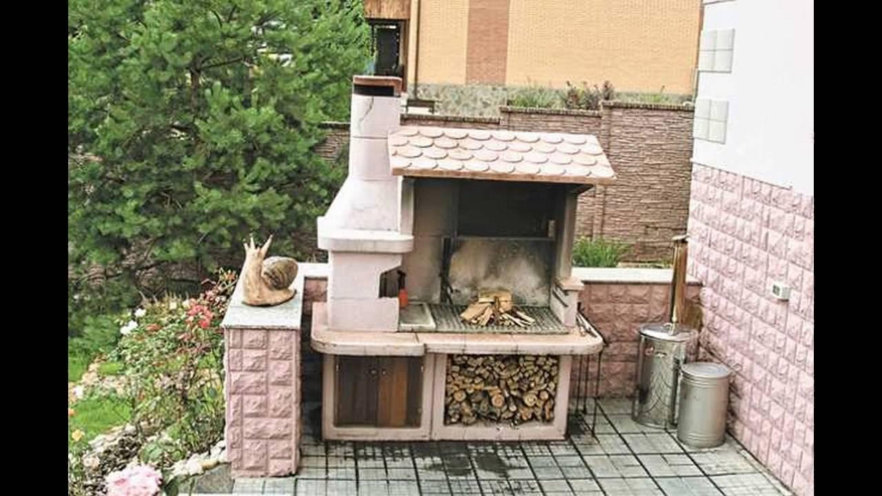 Tiny Home Designs: Home Garden Bbq Ideas