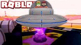 NEW ALIEN MILITARY BASE in ROBLOX JAILBREAK