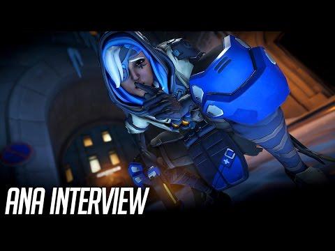 Aysha Selim (Ana) interview