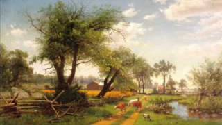 Howard Hanson: Pastorale for oboe harp and strings Op.38