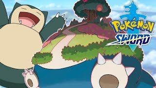 Pokemon Sword - GIGANTAMAX SNORLAX JUŻ NA RAIDACH!