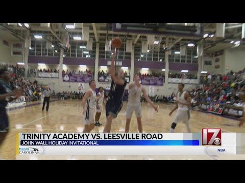 Leesville Road tops Trinity Academy, 82-63