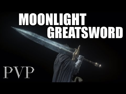 Dark Souls 3 Moonlight Greatsword - Best Pure Intelligence Weapon?