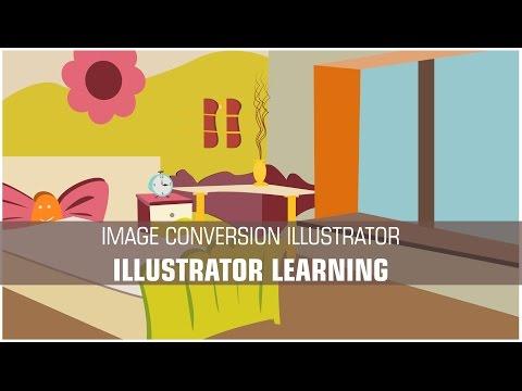 Tutorial Raster To Vector in Illustrator CS6 thumbnail
