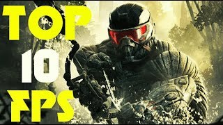 Top 10 FPS Games for Android & iOS 2018 (Offline & Online) [Droid Nation]