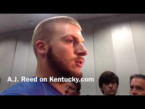 A.J. Reed on NCAA Tournament