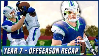 Offseason Recap & Next Breakout STARS!?  - NCAA Football 14 Dynasty Year 7 | Ep.129