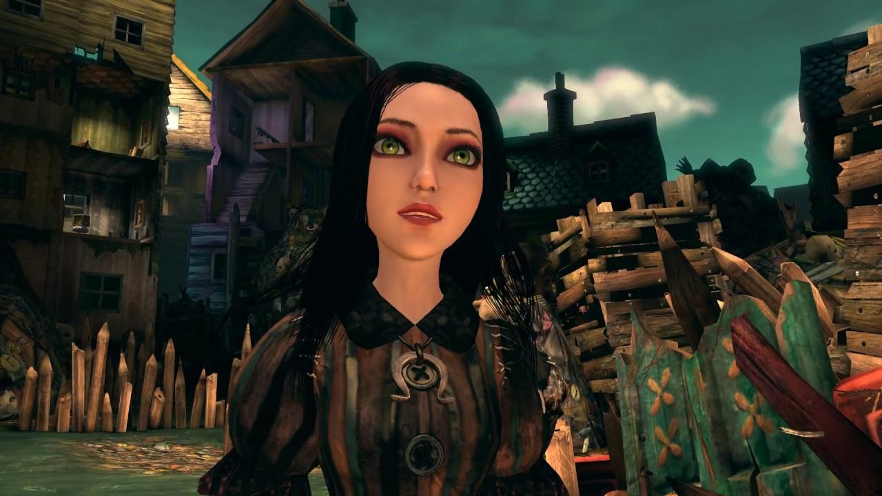 Alice Madness Returns Walkthrough Chapter 2 alice madness returns hd walkthrough, physx & texture mods