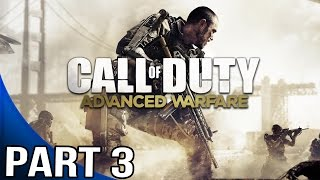 Call of Duty Advanced Warfare - Gameplay Walkthrough Part 3 - Mission 3 - Traffic